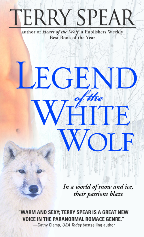 Legend of the White Wolf