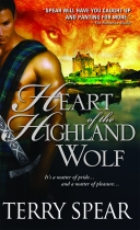Heart of the Highland Wolf
