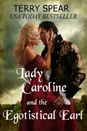 Lady Caroline and the Egotistical Earl