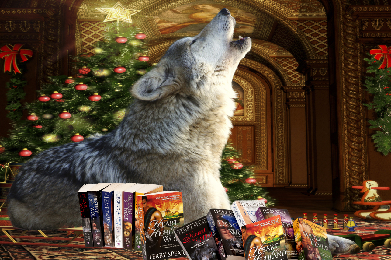 A SEAL Wolf Christmas | Terry Spear's Shifters | Page 2
