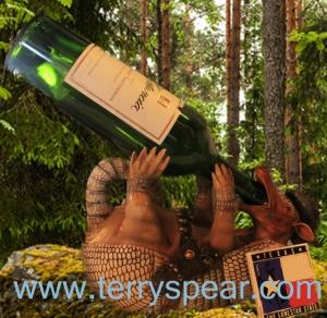 armadillo wine holder new background web copy