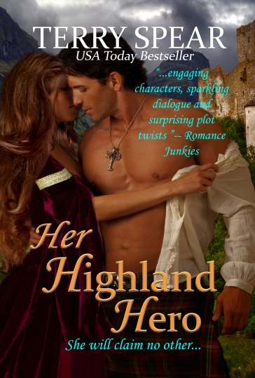 her highland hero print front quote3 1850