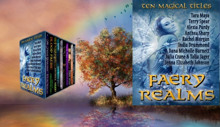 Faery Realms Facebook Party