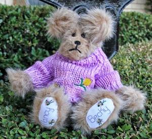 Personalized Best Friends Sweater Bear