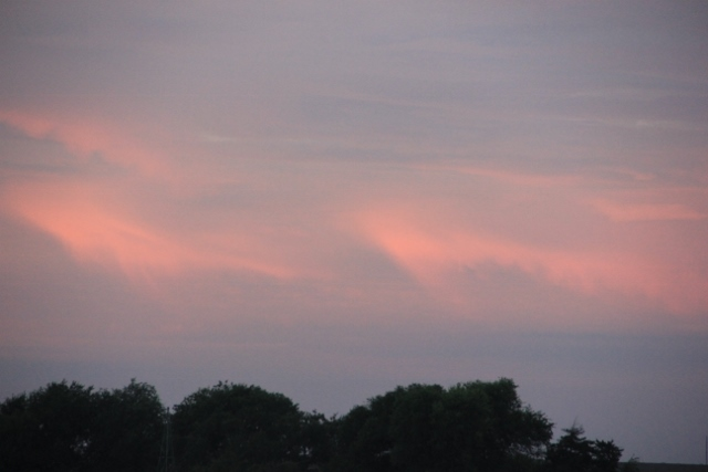 Sky Sunrise Sunrise Pink Sky 003 640x427