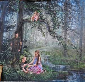 Fairy Painting