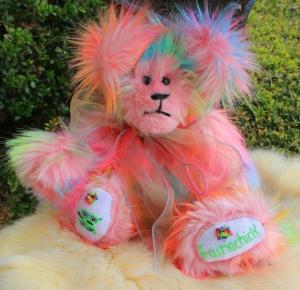 Rainbow Fairiechick Bear