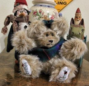 Davidson Clan Bear