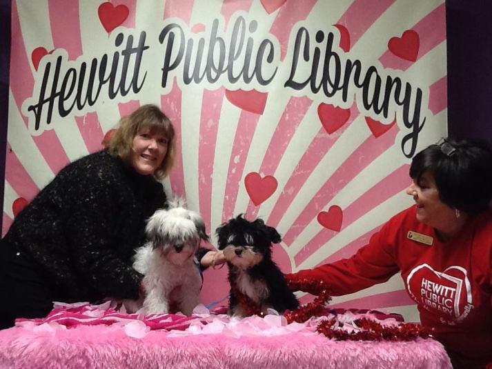 Valentine's Day photo library