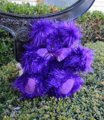 Purple Bear (557x640)
