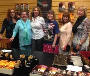 book signing, Waco