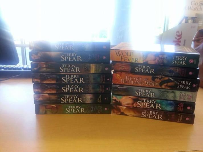 Books Signed Books-A-Million, Abilene