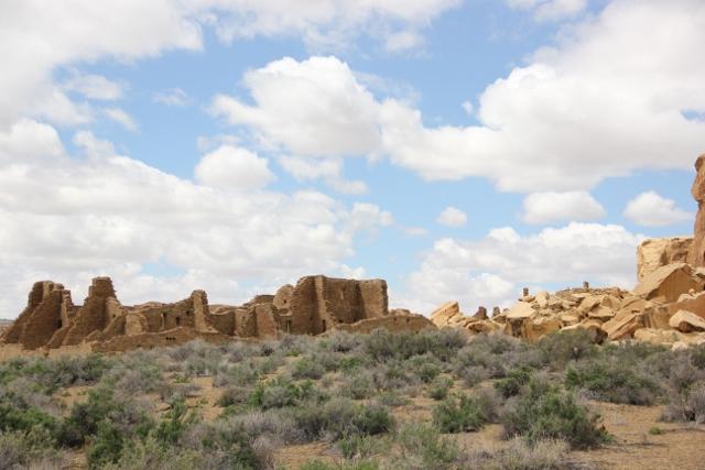 Chaco--Anasazi Ruins
