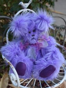 Amethyst Bear