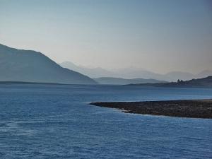 Eileen Donan Castle view