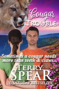 Cougar Trouble, Book 4
