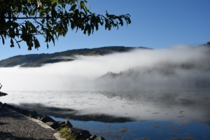 spooky fog loch at Eilean Donan Castle (640x427)