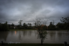 Hurricane Harvey storms pond 900 061