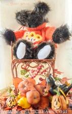 Brown Bear orange Halloween sweater1 900 DSC_4115