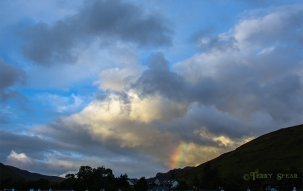 Scotland Sept 2015, rainbow 900 5087