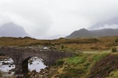 Fog and ancient bridge Scotland Sept 2015, 900 6885