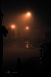 fog and Christmas lights 900 003