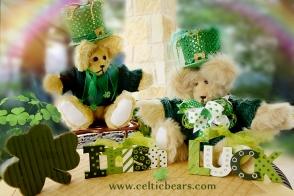 St. Patrick bears 1000 046